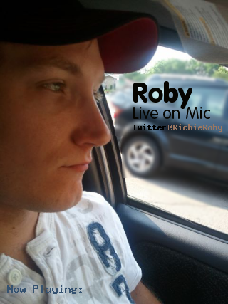 Roby on the Mic